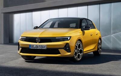 Opel Astra 6. generácie je realitou. Stavia na moderný dizajn a novú koncernovú techniku