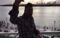 Opening párty bratislavského Footshopu odpáli aj Foot-Shabba Ranks, Ego