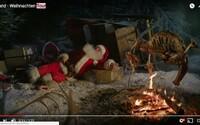 Opilý Santa, pečený sob a Němci jako z České sody. Vánoční reklama na Kaufland od Petra Čtvrtníčka pobaví i tebe