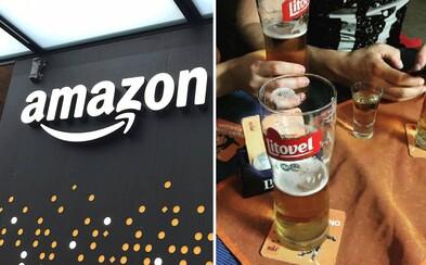 Opití Američania na Amazone minú približne 42 miliárd eur ročne