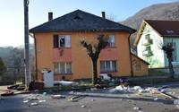 Opitý Slovák zdemoloval dom a vyhrážal sa policajtom, že ich postrieľa