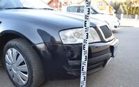 Opitý vodič spôsobil dve nehody, ušiel a následne sa snažil podplatiť policajtov. Kuriózny prípad už rieši NAKA