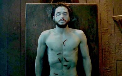 Oplatilo sa bojovať za mŕtve telo Jona Snowa, alebo vyšlo v novej epizóde Game of Thrones všetko nazmar?