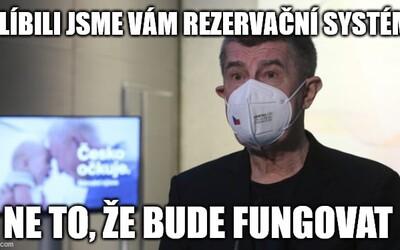 Opozice reaguje na spuštění registru očkování: Fiasko, skandál a PIN k registraci doručuje Česká pošta