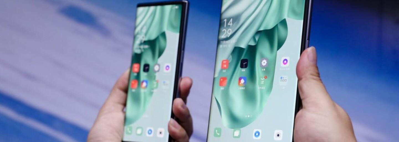 Oppo X 2021 je najfuturistickejší smartfón za posledné roky