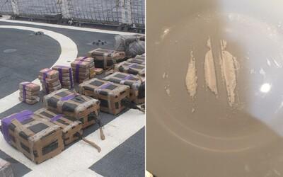 Opustená loď prepchatá kokaínom prekvapila obyvateľov Marshallových ostrovov. Doplavila sa tam zrejme z Južnej Ameriky