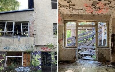 Opustené sanatórium, kde liečili ľudí s tuberou aj partizánov. Boli sme sa pozrieť v Borovej hore, či tam naozaj straší
