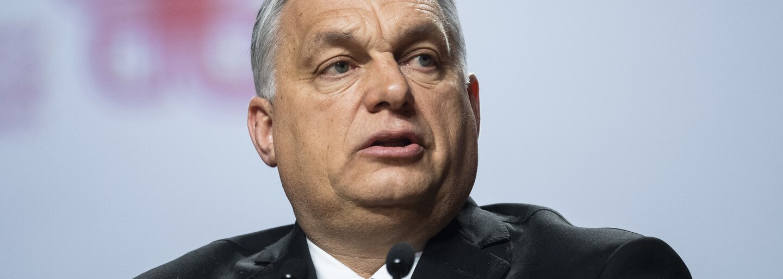 Orbán chce v Maďarsku zakázat šíření filmů a textů o homosexualitě či změně pohlaví