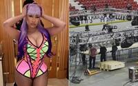 Organizátor koncertu Nicki Minaj v Maďarsku: Extrémně jsme se báli, Slováci zvládli situaci velmi dobře (Rozhovor)