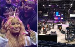 Organizátor koncertu Nicki Minaj: Vyplatili jsme honorář několik stovek tisíc eur, o její vystoupení nebyl zájem ani v USA
