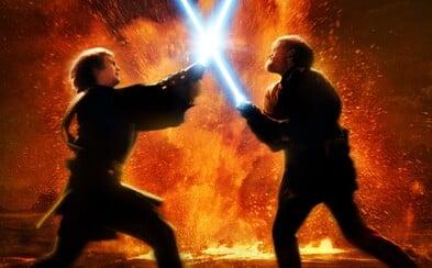 Orientuješ sa v prequelovej trilógii Star Wars rovnako dobre ako v tej originálnej? Otestuj sa (Kvíz)
