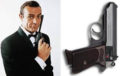 Originálna zbraň Seana Conneryho z prvého filmu Jamesa Bonda je na predaj: Môže stáť až na 200 000 dolárov