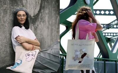 Originálne kúsky od mladých návrhárov zo Slovenska za pár eur, ktorými potešíš svoj šatník aj Instagram