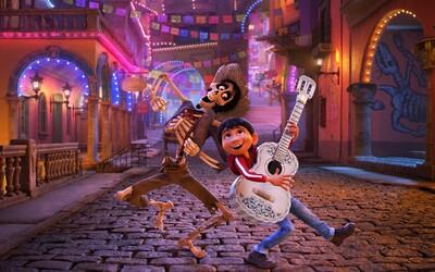 Originálne pôsobiaci animák Coco s nádherným vizuálom od tvorcu Toy Story 3 sa nás znova snaží očariť svojou upútavkou
