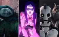 Originální seriál Love, Death & Robots od Netflixu je plný vynikajících animovaných kraťasů s přesahem (Recenze)