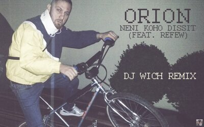 Orion avizuje svoj remixový album s Wichovým podaním Není koho dissit