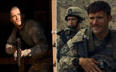 Orlando Bloom a Scott Eastwood musí mezi Afghánci najít teroristy z Tálibán