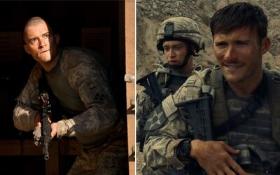 Orlando Bloom a Scott Eastwood musia medzi Afgáncami nájsť pravých teroristov z Talibanu