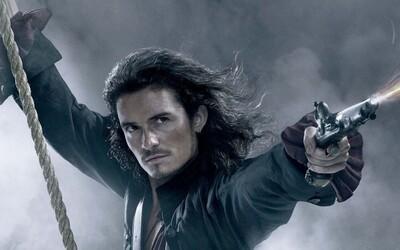 Orlando Bloom se jako Will Turner vrátí v pátém díle Pirátů z Karibiku