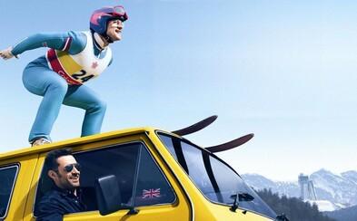 Orol Eddie je síce najlepším športovým filmom roka, skrýva sa v ňom však omnoho viac (Recenzia)