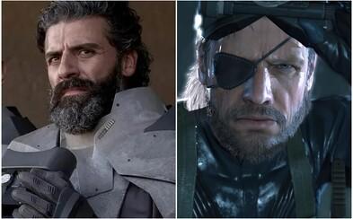 Oscar Isaac je Solid Snake! Sony chystá film Metal Gear Solid so zaujímavým režisérom