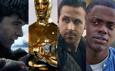 Oscarové nominace zveřejněny! The Shape of Water soutěží hned ve 13 kategoriích, konkuruje mu ale i Dunkirk nebo Blade Runner