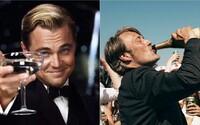 Oscarový Chľast sa dočká amerického remaku. Madsa Mikkelsena vystrieda Leonardo DiCaprio