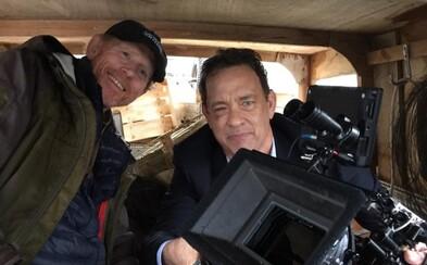 Oscarový Ron Howard, režisér Čistej duše, Rivalov či Druhej šance natočí zaujímavý thriller
