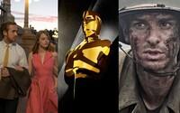 Oscary zachvátila kontroverze a politika. Na odevzdávaní cen však zářilo i surové drama o homosexuálním životě Moonlight či Gibsonův válečný film