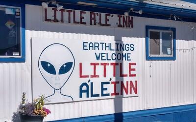 Ošiaľ okolo Area 51 sa ani zďaleka nekončí, hotel neďaleko základne je beznádejne vypredaný