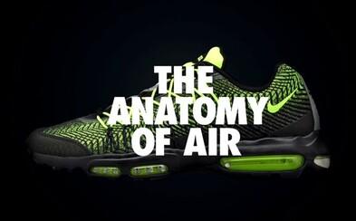 Osláv 20. výročie Nike Air Max 95 s dvojicou Ultra Jacquard vyhotovení