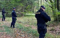 Osmiletá dívka, která se ztratila na Domažlicku, se našla