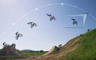 Osobný dron, ktorý ťa nasleduje a natáča!