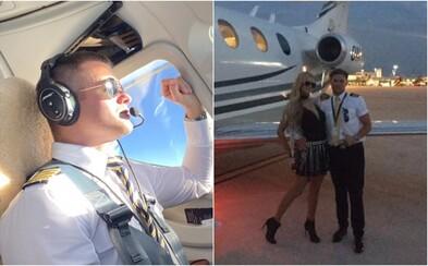 Osobný pilot Martin: Istý čas som lietal s Paris Hilton. Jej jediná požiadavka bola, aby na palube mala vždy čerstvé toasty