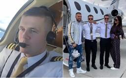 Osobní pilot Martin: Létal jsem i s Paris Hilton. Její jediný požadavek byl, aby na palubě měla čerstvé toasty (Rozhovor)