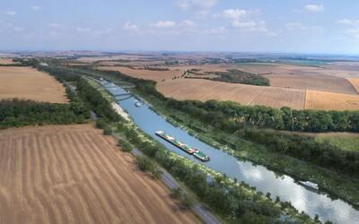 Ostrava vyzvala vládu k zastavení stavby Zemanova kanálu: Je to ptákovina