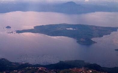 Ostrov s jezerem, ostrovem s dalším jezerem a ještě i třetím ostrovem. Světovou raritu bys našel na Filipínách