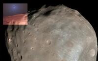 Osud jedného z mesiacov Marsu je krutý: Rozpadne sa a spôsobí búrku katastrofálnych rozmerov!
