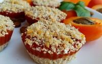 Osviežujúce raw marhuľové košíčky ako dokonalá letná pochúťka (Recept)
