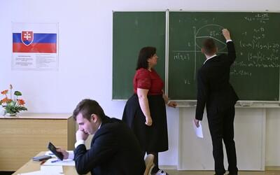 Otázky a odpovede k zrušenej maturitnej skúške na Slovensku