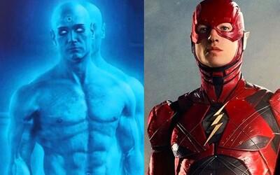 Otcom filmového Flasha v DCEU sa stane predstaviteľ Dr. Manhattana zo snímky Watchmen, Billy Crudup