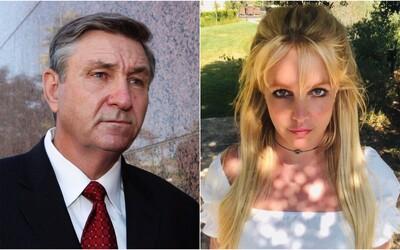 Otec Britney Spears definitívne požiadal o zrušenie opatrovníctva. 13 rokov mal pod kontrolou jej život a financie