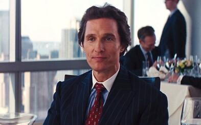 Otec Matthewa McConaugheyho zemřel při sexu. Během vyvrcholení dostal infarkt, tvrdí herec