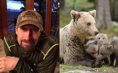 Otec se synem bezcitně zabili spící medvědici a potom dorazili i její mláďata. Ve vězení skončí na 3 měsíce