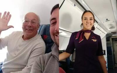 Otec si kúpil 6 leteniek na všetky lety svojej dcéry, aby s ňou mohol stráviť Vianoce