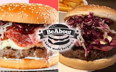 Otestovali sme špeciálny salámový burger z BeAboutu. Bizarná novinka nechutí tak, ako by si očakával
