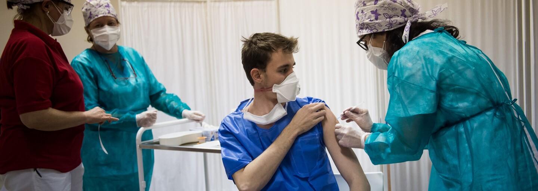 Otevřela se registrace k očkování pro další skupinu lidí
