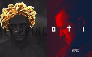 Otis a Cigo z H16 vydajú v júni albumy naraz v jeden deň. Ako vyzerajú ich covery a Cigov nový singel?