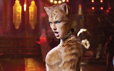 Otrasný muzikál Cats sa stáva najhorším filmom roka. Zlaté maliny pre to najhoršie z filmového sveta boli rozdané