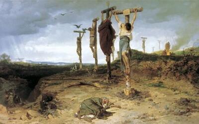 Otroctvo v starovekom Ríme: Brutálne mučenia, vidina slobody, ale i fanatická oddanosť pánovi a jeho vôli